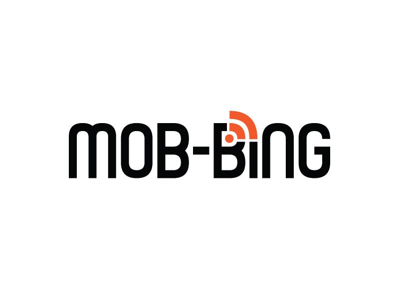 Mob-Bing Logo