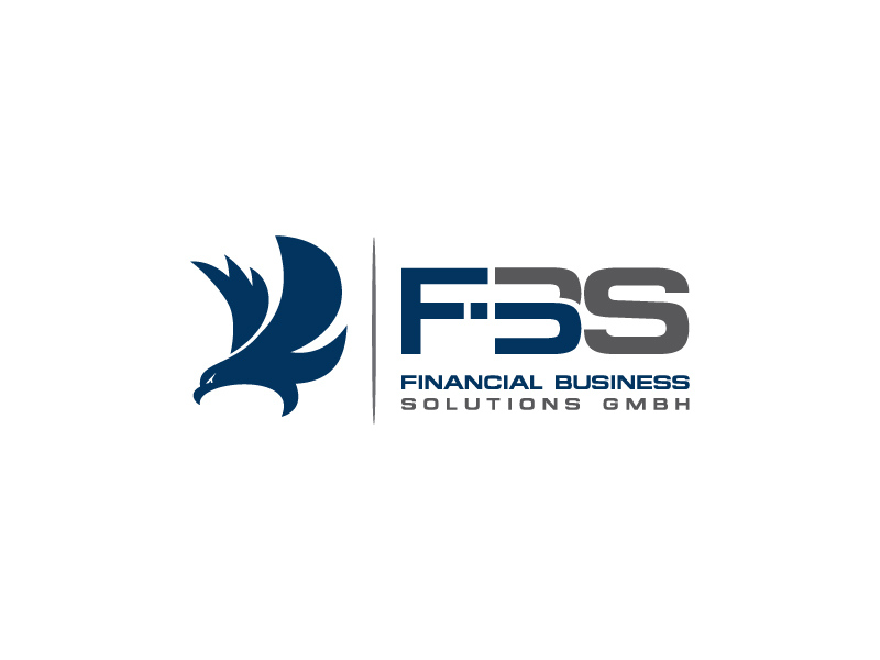 Financial Business Solution Logo
