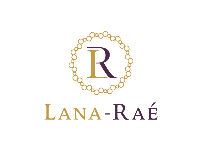 LR letter Logo