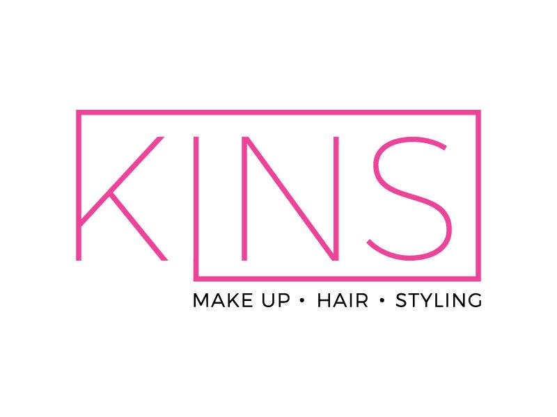 KINS makeup logo