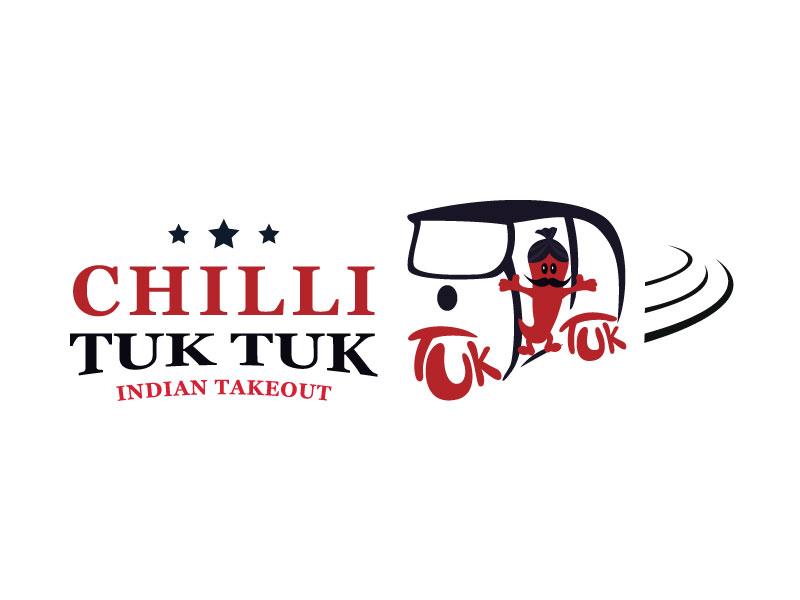 Tuk Tuk Chilli Logo