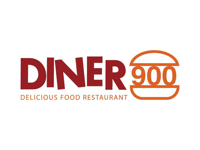 Diner 900 logo