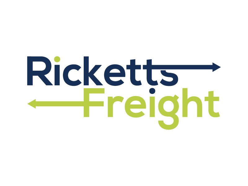 Ricketts Freight Logo