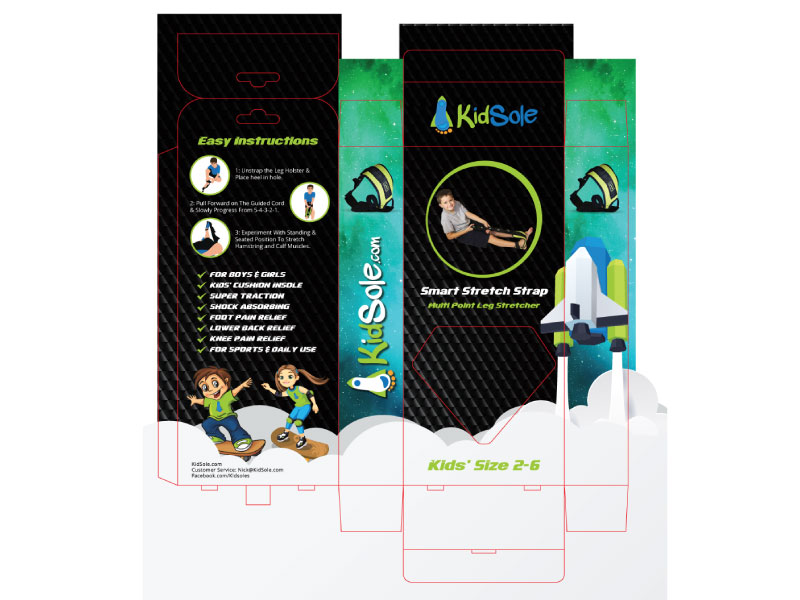 Smart-Stretch-Kidsole-packaging